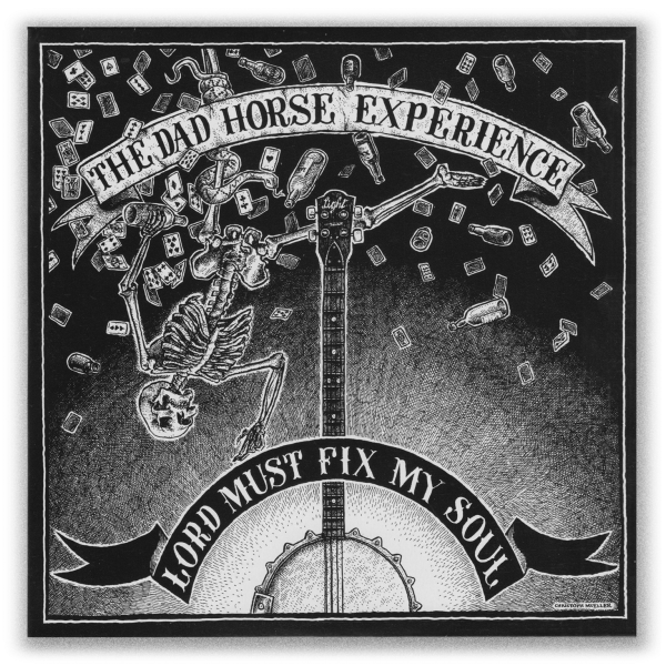 Dad Horse Experience Cover by Christoph Mueller