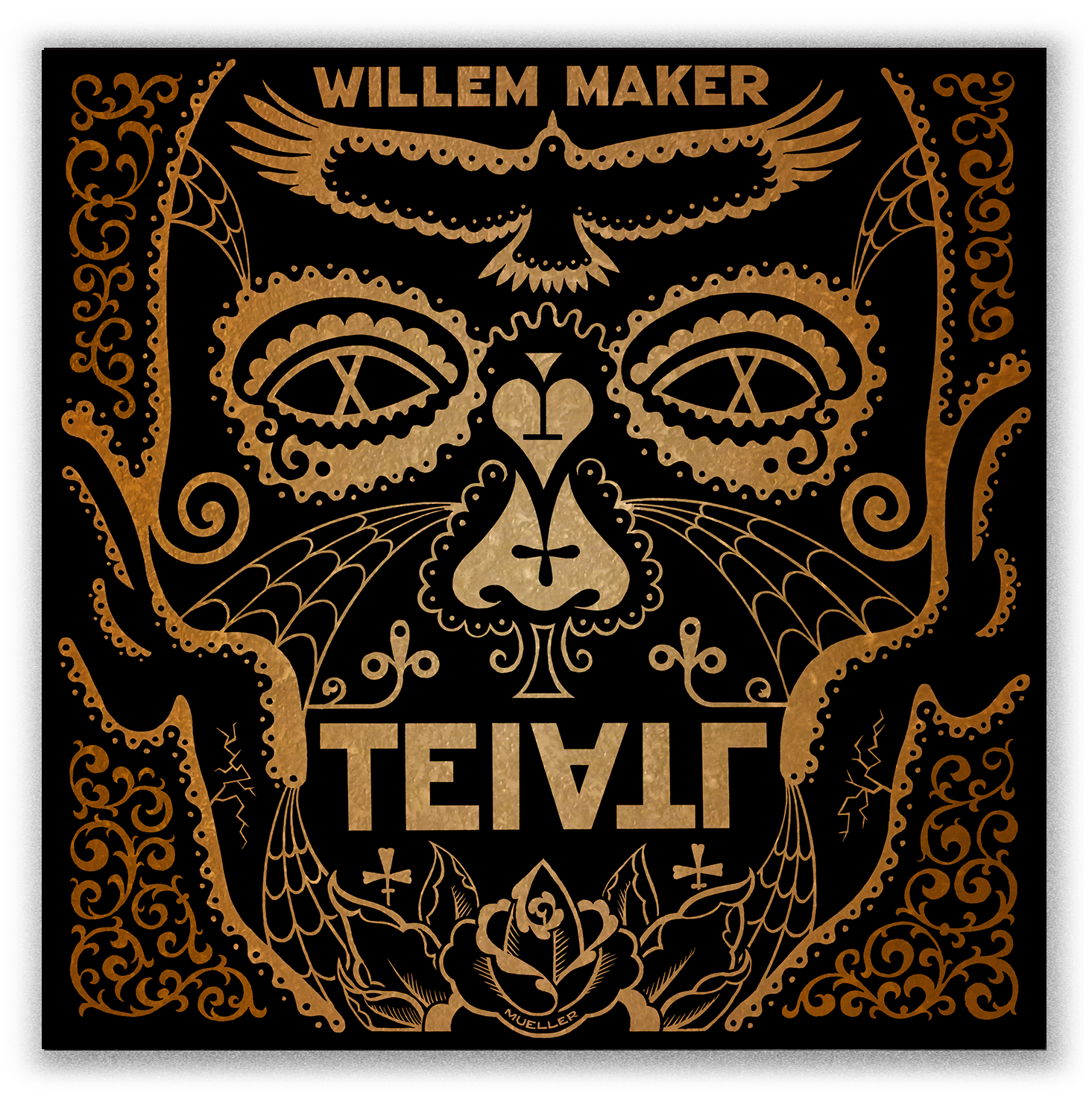 Willem Maker – TEIATL artwork by Christoph Mueller
