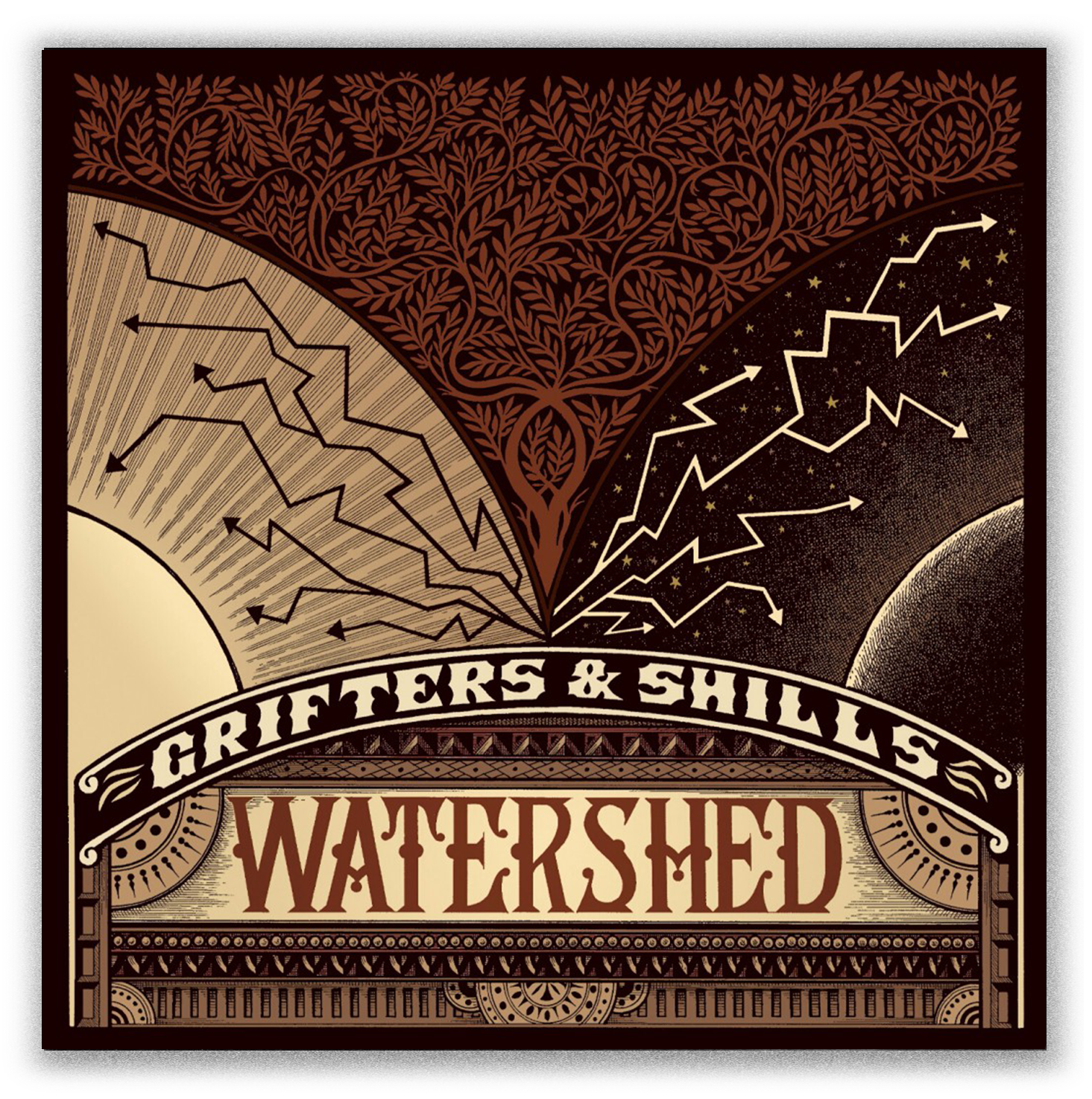 Grifters & Shills – Watershed artwork by Christoph Mueller