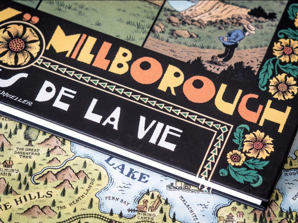 The Mighty Millborough – Les Choses De La Vie