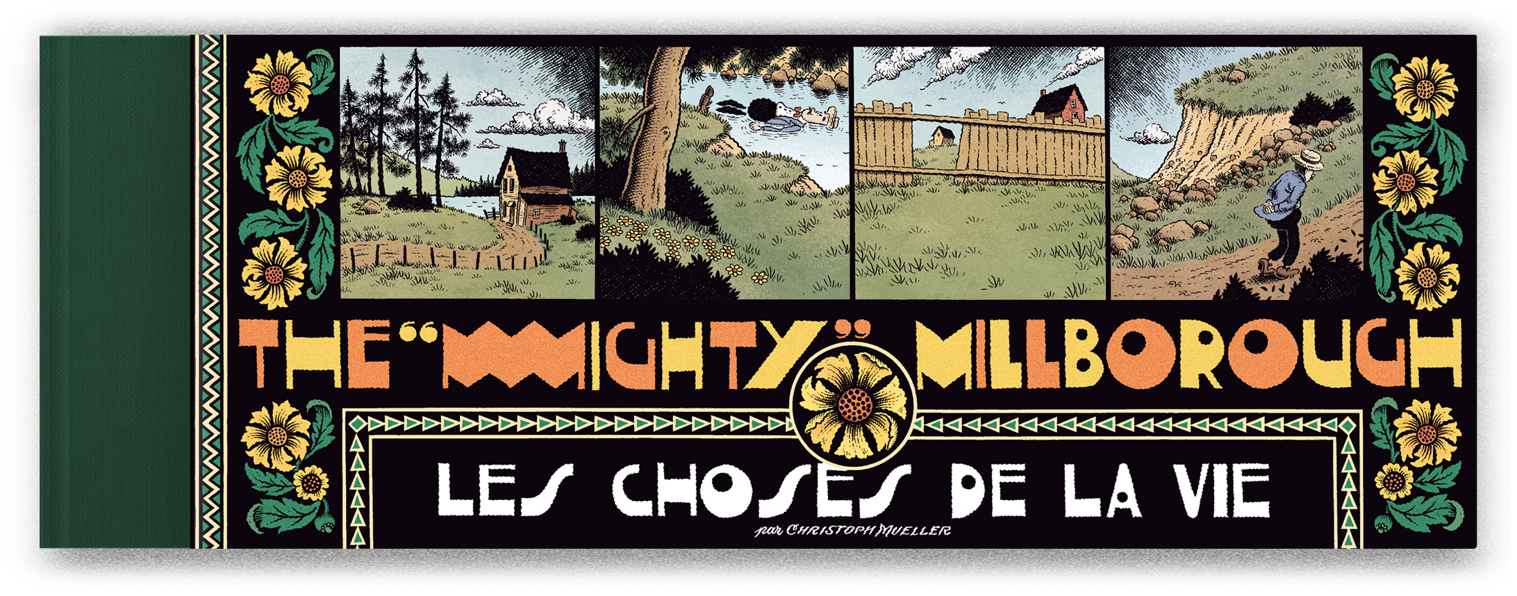 The Mighty Millborough – Contes d'un homme de gout 6 Pieds Sous Terre 2013.
